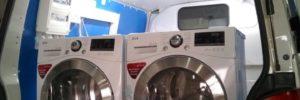 Η LG αρωγός στην πρωτοβουλία «Ithaca Laundry»