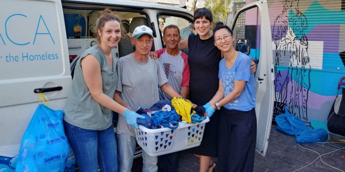 Οι εργαζόμενοι της LG στήριξαν ενεργά την πρωτοβουλία Ithaca μέσω της εθελοντικής τους δράσης